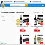 15 Bottles of Mixed Reds and White Wines + Free Shipping at COTD + $10 Code + 10% off with Masterpass = $61.10