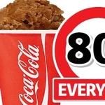 Frozen Coke Small $0.80, Large $1.50, Jumbo $2 @ Coles Express