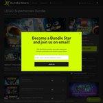 [PC] 5 LEGO Super Heroes Games - $15 USD ($20 AUD) - Bundle Stars