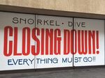 Snorkel & Dive Safari Sydney City Closing down Sale. Rashies for $10, Nepturne Snorkel Sets for $50, Lafuma Hiking Boots $45