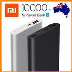 Xiaomi 10000mAh Power Bank 2 (Bi-Directional QC 2.0) $26.39, 20000mAh $47.96 Delivered (AU) @ Shopping Square eBay