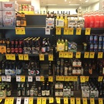 Selected Booze Half Price @ BWS QV Melbourne