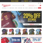 Fangear.com 20% off Sitewide - Click Frenzy