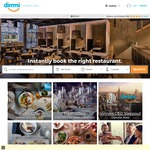 Dimmi Dinning Deals MELB/SYD/BRIS 40-50% off Food Bill
