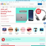 eBay 15% off Sitewide with Min $75 Spend (10am Saturday 24/06 - Midnight Sunday 25/06)