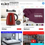 FREE Shipping* Site Wide, Min Spend of $100 - Today Only at Klika
