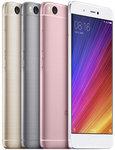 "Xiaomi Mi 5s 64GB/3GB 5.15"" Snapdragon 821 Phone $242.23 US (~$306.61 AU) Shipped @ Banggood"
