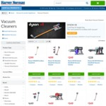$150 off Select Dyson Stick Vacuums (E.g. V8 Absoute $749) When Trading in Old Vacuum at Harvey Norman