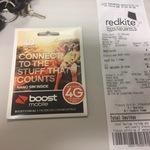 Boost $40 Starter Kit Half Price $20 @ Coles