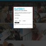 Extra 40% - SurfStitch (Inclusive Sale Items) on SWELL AND The HIDDEN WAY