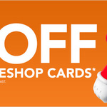 15% off Nintendo eShop Cards @ EB Games (Instore Only)