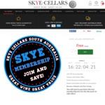 Skye Cellars Is Giving Away a Free Membership Normally $50.00/Year