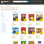 Board Game Bonanza at Mighty Ape: up to 40% off