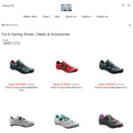 Fi'zi:k R1 Boa Uomo Road Shoes for $349 (Normally $499) at Bike Force Docklands VIC