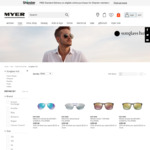 20% off at Sunglass Hut Including Rayban, Oakley, Maui Jim, etc @ Myer
