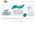Free Fancy Feast 85g Tuna Florentine Can (Cat Food)