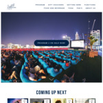 [WA] Rooftop Movies: Free Double Pass to Matilda on 4/1 and Tulip Fever on 5/1