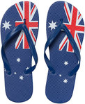 $2 Australia Day Thongs @ The Reject Shop