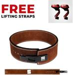 Free Lifting Straps with Purchase of Any Weightlifting Belts - Free Shipping - Stealth Sports