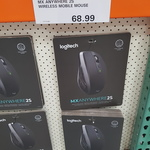[VIC] Logitech MX Anywhere 2s Black $68.99 @ Costco Moorabbin (Membership Required)