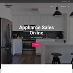 10% off @ Appliance Sales Online