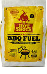 Hotshots 4kg BBQ Briquettes $5 | Craftright 3m Tape Measure $2 @ Bunnings