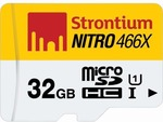 Strontium Nitro MicroSD 32GB with SD & USB Adapter $10 (Was $29.99) C & C @ BCF