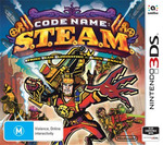 [Nintendo 3Ds] Code Name: S.T.E.A.M. $4.95 (New) $3 (Pre-Owned) Online ($2.95 Postage) & Instore @ The Gamesman