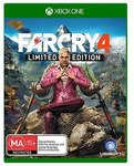 [XB1] Far Cry 4: Limited Edition $10 (was $15) @ Target