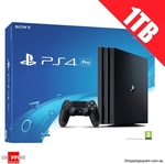 Sony PlayStation 4 Pro 1TB $419.96 + Delivery from $29.95 @ Shopping Square