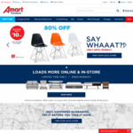 Amart Furniture: Dining Chair for $10 In-Store Only (Was $49) + More Deals