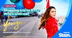Win a New York Shopping Trip for 2 Worth $13,350 from Optus [Optus Customers]
