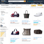 [Amazon Prime] 60% off on Select Tommy Hilfiger Canvas Bags ($48 Delivered) @ Amazon AU