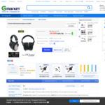 YOGA CD-880 Headphones (Brainwavz HM5 Clones) ~ $66.09 AUD Shipped from OK Sound Gmarket (Korean eBay)