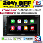 "Pioneer AVH-Z2150BT 6.2"" Multimedia Player with Apple Carplay $358.40 (Was $448) Free RCMAVIC and Shipping @ BrandBeast eBay"