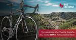 Win a New Focus Izalco Road Bike from Bike Exchange