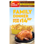 [WA] Whole Chicken and Monster Chips $14.99 @ Chicken Treat (Metro Store Only)