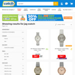 JAG Watches $34.99 @ Catch / $36.56 Delivered on eBay [Plus Members]