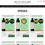 Premium Barossa Shiraz Grenache 2012 from 126 Year Old Vines for $104.40/Dozen ($8.70/Bottle) Delivered @ Skye Cellars