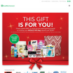 Gift Bag with $49 Spent at TerryWhite Chemmart