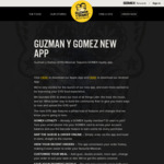 Free Burrito (Credit Worth $11.70) @ Guzman Y Gomez via App (New Users Only)