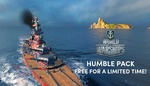 [PC] $0: World of Warships Humble Pack @ Humble Bundle
