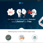 30% off All VPN Plans @ Ivacy Using Referral Program Plus 1yr Sticky Password