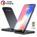 Qi Wireless Fast Charger Dock €4.34 (~AU $6.88) Delivered @ eBay Germany