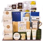 Mother's Day Pure Pamper Hamper with Chococlates (19P014) $38.75 Delivered (Normally $93.50) @ Hamper World