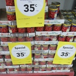 [QLD] Annalisa Canned Red Kidney Beans 400g $0.35 (Was $1.50) @ Drakes