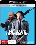 The Hitman's Bodyguard (4K Ultra HD + Blu-Ray), $14.99 (Was $32.98) + Delivery ($0 with Prime/ $39 Spend) @ Amazon AU