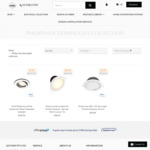 Philips Hue White Ambiance Downlight Range 10% off from $44 Delivered (10% off/W Coupon Code) + Free Shipping @ Lectory.com.au