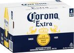 Corona Extra Beer Bottles 355ml (Case of 24) - $44.64 (+ Bonus 4000 Rewards Points Worth $20 via App) @ BWS