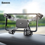 Baseus Dashboard Horizontal View Gravity  Car Phone Holder Stand $9.85 (Was $20) Delivered @ eSkybird